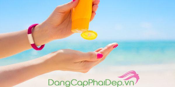 Loại kem chống nắng bạn đang dùng có đủ chống lại tia UV?