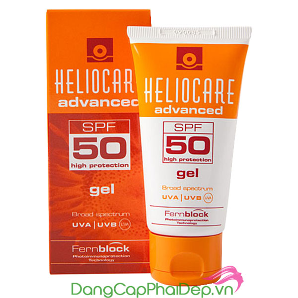 gel chống nắng Heliocare Advanced Gel SPF 50