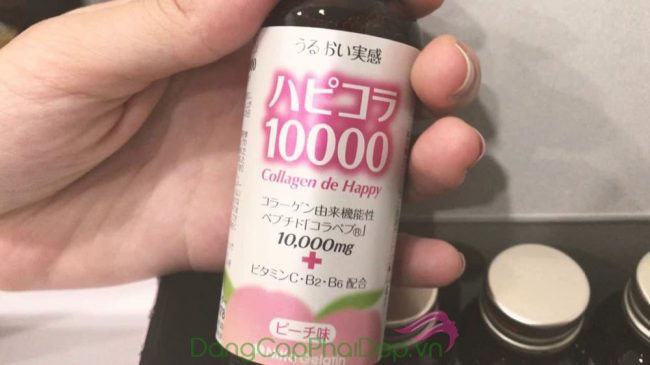 Collagen De Happy 10000mg dạng nước uống Nhật Bản