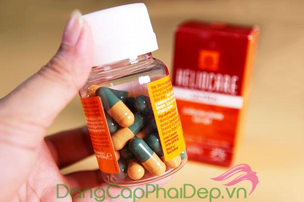 Cả nam và nữ đều phù hợp sử dụng viên uống chống nắng Heliocare Oral Ultra.