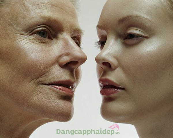 Giữ trọn làn da trẻ đẹp theo năm tháng khi bạn chăm sóc da đúng cách và chọn đúng mỹ phẩm đặc trị chống lão hóa.