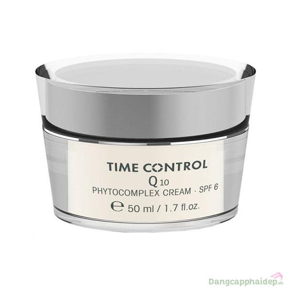 Kem Chống Lão Hóa Etre Belle Time Control Q10 Phytocomplex Cream 50ml – Giảm Nhăn, Làm Căng Đầy Da Chỉ Sau 4 – 8 Tuần