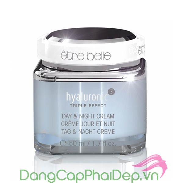 Etre Belle Hyaluronic Day Night Cream 50ml - Kem Chống Lão Hoá Ngày Đêm Được Ưa Chuộng Tại Đức