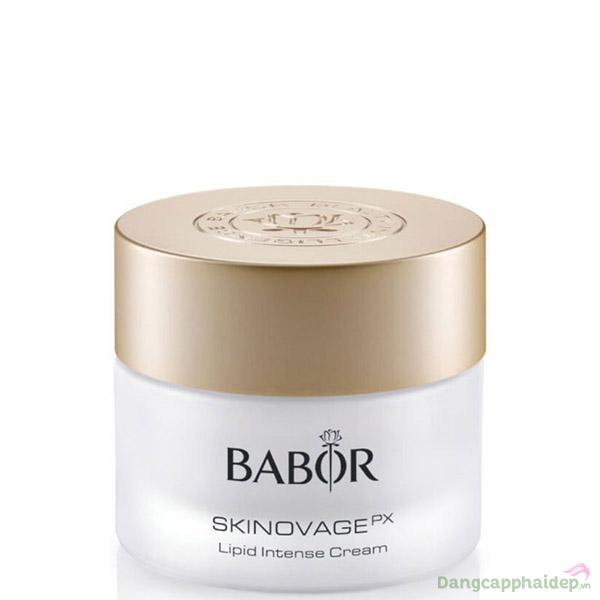 Kem dưỡng ẩm ngày đêm Babor Skinovage VB Lipid Intense Cream