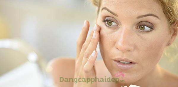 Làm thế nào để khắc phục tình trạng da chảy xệ, nếp nhăn sau tuổi 30?