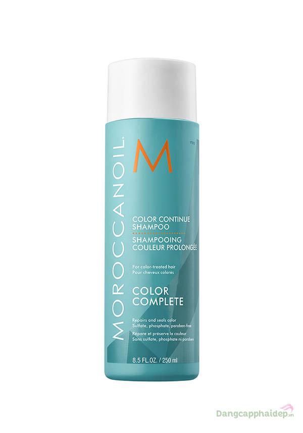 Dầu gội duy trì màu nhuộm Moroccanoil Color Continue Shampoo