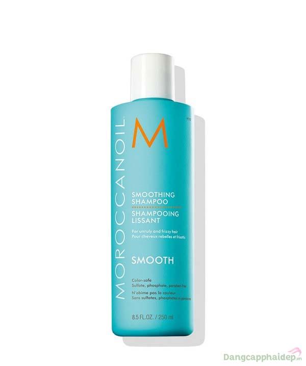 Moroccanoil Smoothing Shampoo - Dầu Gội Suôn Mượt Dành Cho Tóc Rối, Khó Vào Nếp
