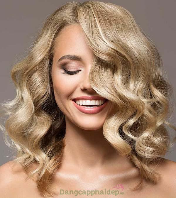 Sản phẩm dành cho mọi loại tóc xoăn và phù hợp cho cả nam và nữ sử dụng.