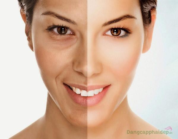 Être Belle Skinvision Night Cream là dòng kem dưỡng ban đêm thiết kế phù hợp cho da lão hóa.