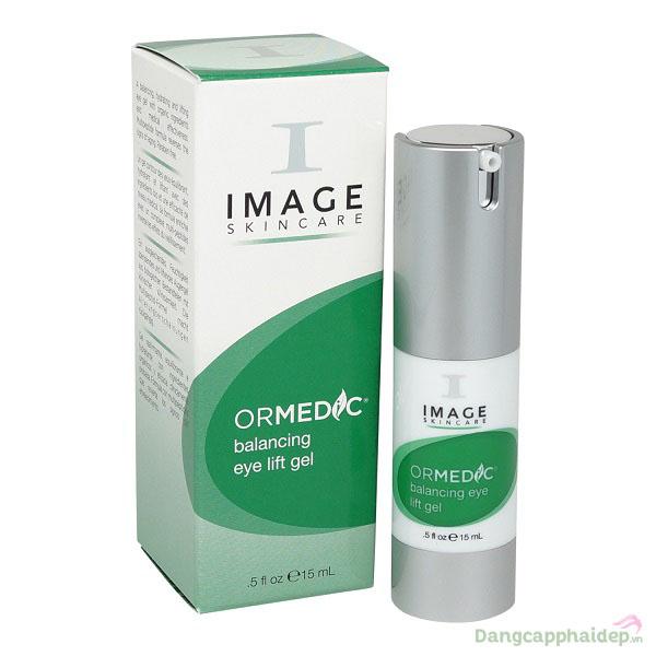 Kem dưỡng ẩm giảm thâm vùng mắt Image Ormedic Balancing Eye Lift Gel
