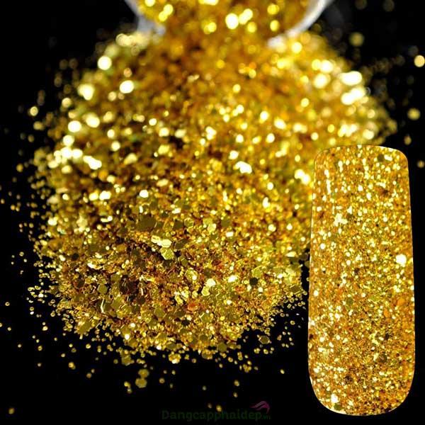 Sản phẩm chứa tinh chất vàng quý giá.