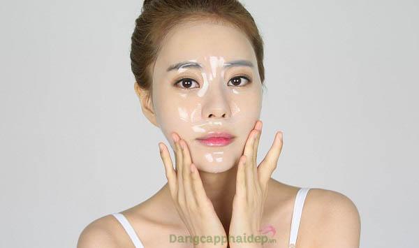Sử dụng mặt nạ từ 2 – 3 lần/tuần để đạt hiệu quả tốt nhất