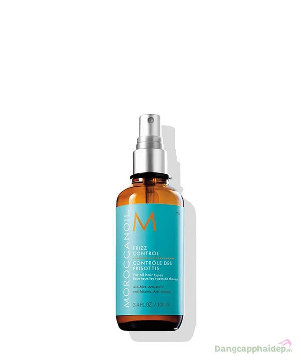 Xịt dưỡng chống rối tóc Moroccanoil Frizz Control.