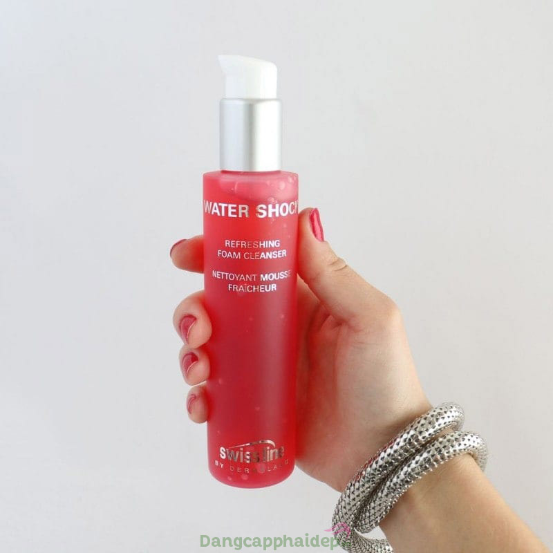 Sữa rửa mặt Swissline Water Shock Refreshing Foam Cleanser