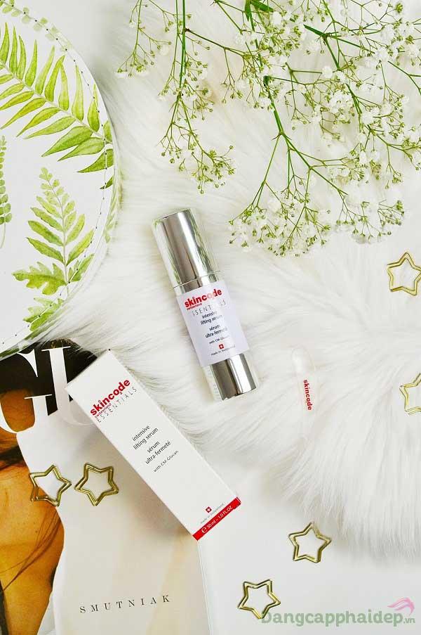 Skincode Essential Intensive Lifting Serum là dòng serum chống lão hóa rất được ưa chuộng hiện nay