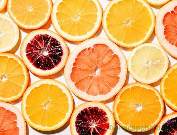 Sản phẩm chứa vitamin C giúp ngừa lão hóa, dưỡng sáng da hiệu quả