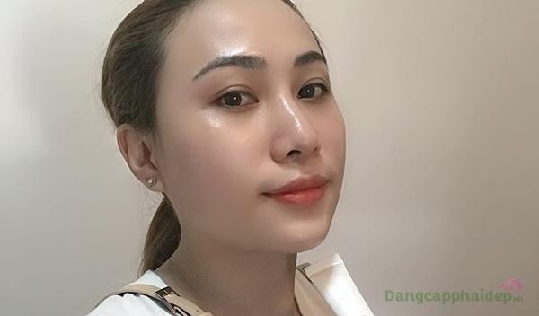 Khách hàng chia sẻ cảm nhận kem dưỡng ẩm Être Belle Hydro Pearl Normal/Dry Skin sau khi sử dụng