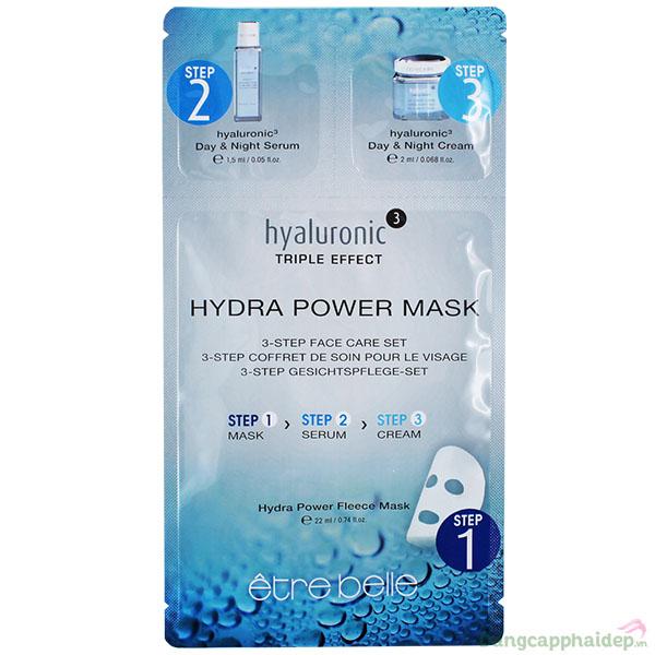 Mặt nạ giữ ẩm Être Belle Hydra Power Mask dành cho da khô, mất nước...