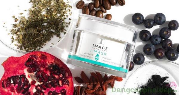 Mặt nạ dưỡng da I Mask Purifying Probiotic Mask chiết xuất 100% thành phần tự nhiên