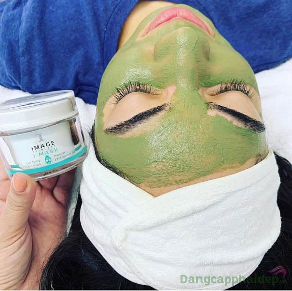 Mặt nạ I Mask Purifying Probiotic Mask giúp thanh lọc da chỉ trong 10 phút