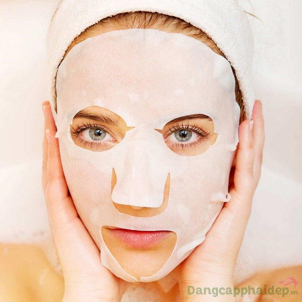 Lưu ý cách sử dụng mặt nạ để đạt hiệu quả tốt nhất.