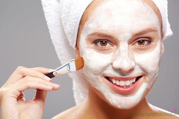 Sử dụng mặt nạ từ 1 - 2 lần/tuần