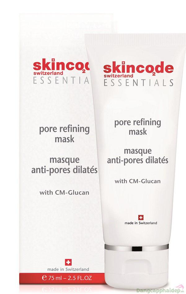 """Mặt nạ tinh khiết da, kiềm dầu và se khít chân lông Skincode Pore Refining Mask chính là """"chân ái"""" của cô nàng da dầu mụn"""