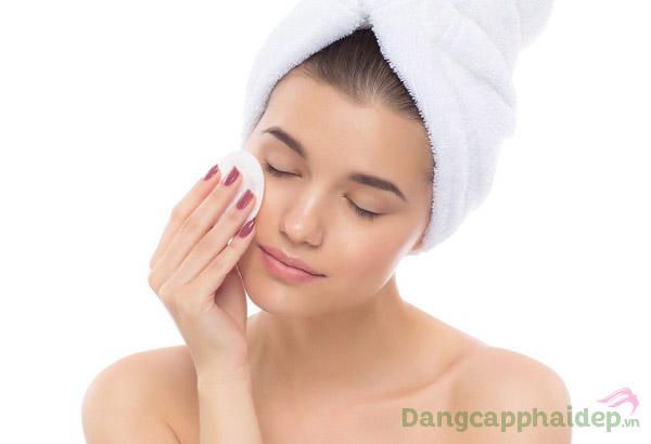 Hãy duy trì dùng toner 2 lần mỗi ngày vào sáng và tối để đạt hiệu quả chăm sóc da tốt nhất