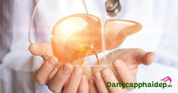 VIÊN UỐNG BỔ GAN GOLDEN HEALTH Liver CARE LIVER TONIC