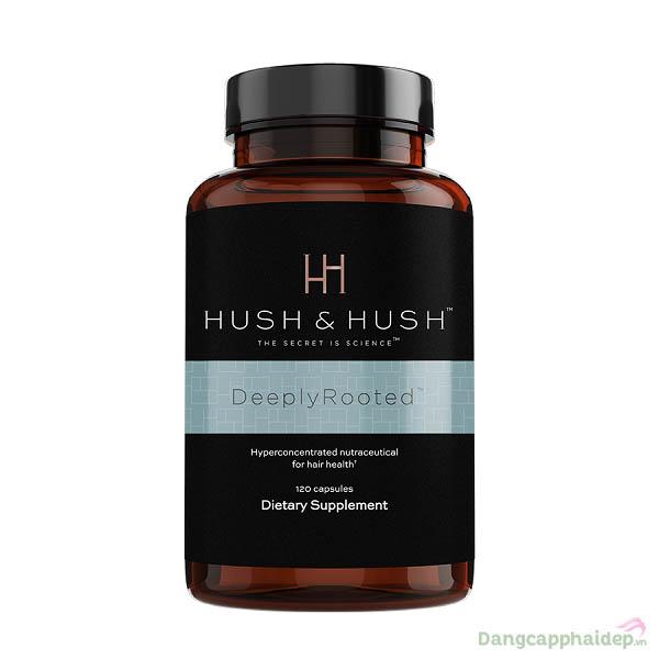 Viên uống chống rụng và phục hồi tóc Hush & Hush Deeply Rooted