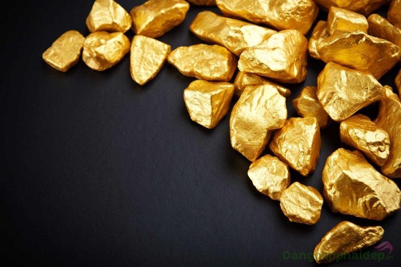 Chiết xuất vàng quý giá