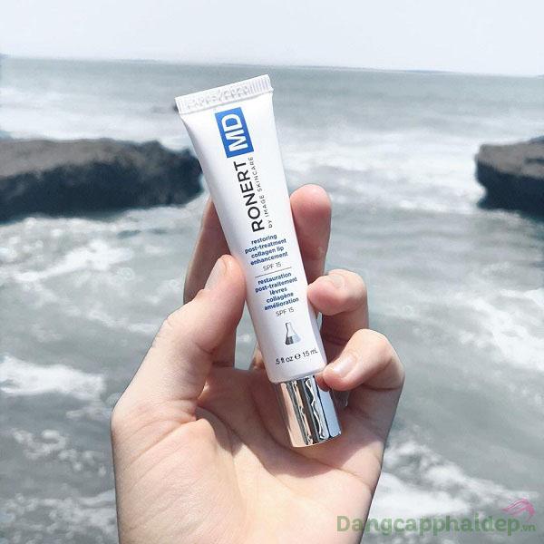 """Image MD Restoring Post Treatment Lip Enhancement SPF 15 – """"Bí kíp"""" cho đôi môi căng mọng, không nứt nẻ hay khô thâm"""