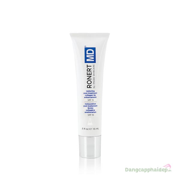 Image MD Restoring Post Treatment Collagen Lip Enhancement SPF 15 – Gel Chống Nắng Và Dưỡng Môi