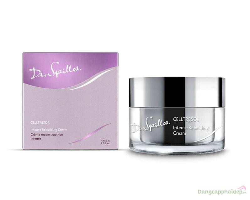 Kem dưỡng chống lão hóa Dr.Spiller Celltresor Intense Rebuilding Cream