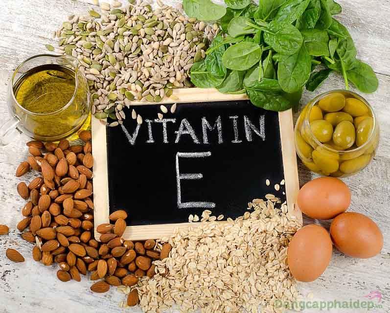Chiết xuất vitamin E