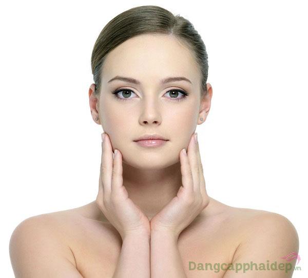 Làn da dịu mát, giảm hẳn ửng đỏ tức thì chỉ sau bước dùng mặt nạ Image MD Restoring Post-Treatment Masque