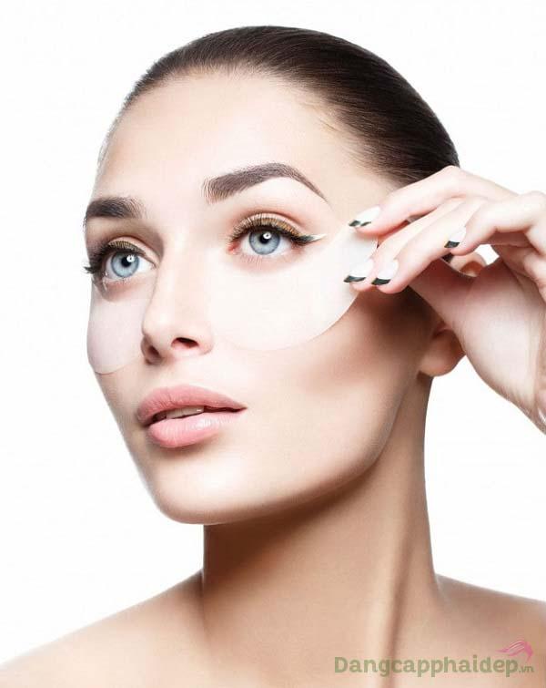 Duy trì sử dụng mặt nạ dưỡng mắt thường xuyên để đạt hiệu quả tốt nhất