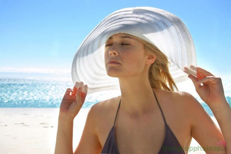 Da sạm nám, lão hóa nhanh... khi không có biện pháp chống nắng tối ưu cho da.=