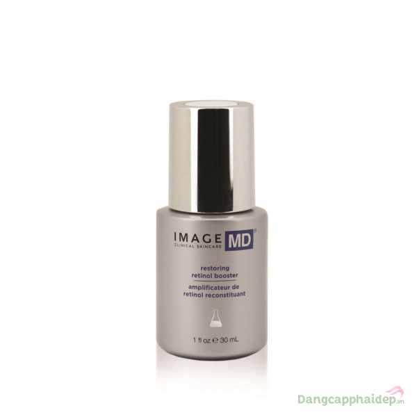 Đảo ngược lão hóa da với tinh chất trẻ hóa da, mờ sẹo thâm Image MD Restoring Retinol Booster