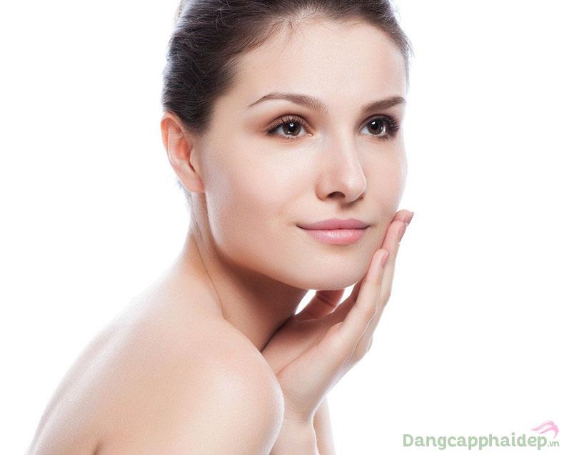 Da căng mịn, tươi mới và trẻ trung bất ngờ chỉ sau thời gian ngắn dùng Skincode Cellular Cream