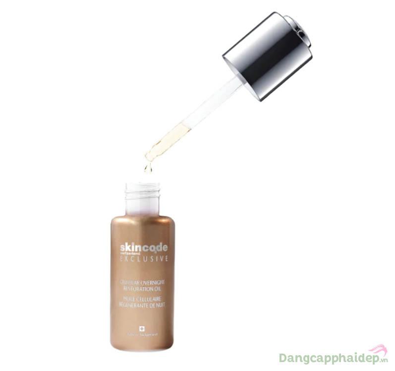Hồi sinh làn da khỏe mạnh, tươi mới ngay trong giấc ngủ với dầu dưỡng Cellular Overnight Restoration Oil