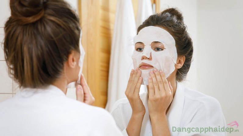 Chú ý đến cách sử dụng mặt nạ để đạt hiệu quả chăm sóc da mặt tốt nhất