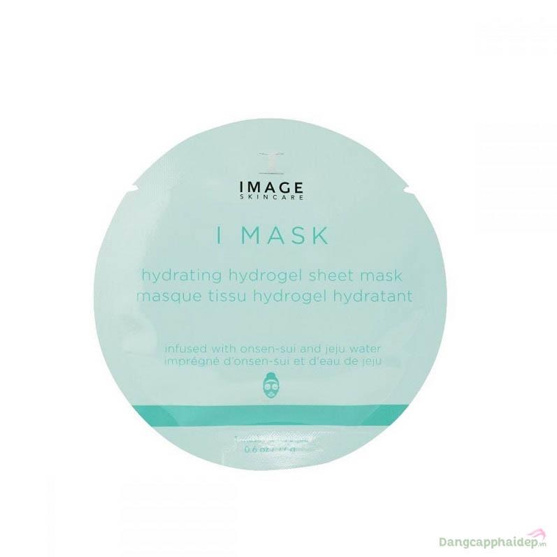 Image I Mask Hydrating Hydrogel Sheet Mask – Mặt Nạ Cấp Ẩm Sâu, Làm Dịu Da Tức Thì Được Ưa Chuộng Tại Mỹ