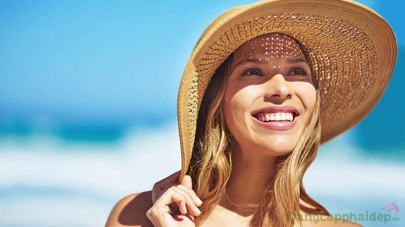 Sản phẩm phù hợp cho mọi loại da, đặc biệt thích hợp bảo vệ da sau trị liệu