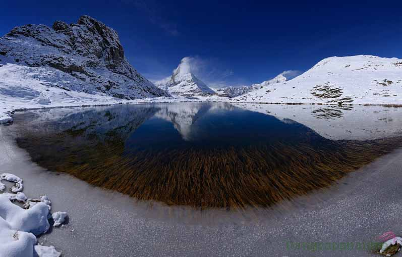 Swiss Glacial Water