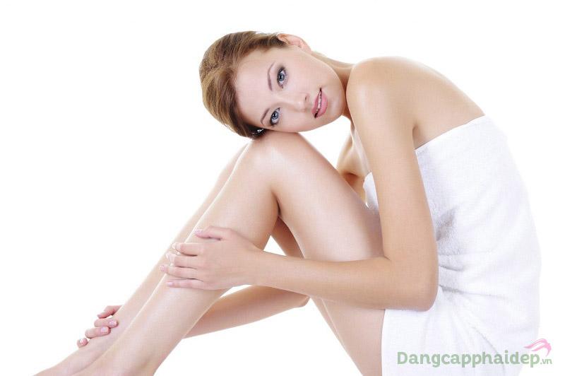 Etre Belle Hyaluronic 3 Body Cream giúp làn da toàn thân căng mịn, tươi sáng và trẻ trung hơn.