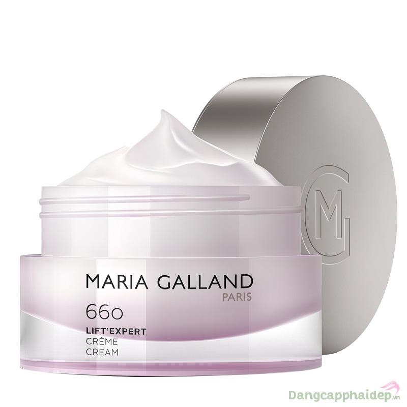 Maria Galland 660 Lift' Expert Cream 50ml - Kem Nâng Cơ, Chống Nhăn Số 1 Tại Pháp