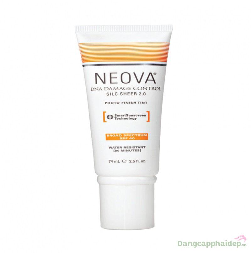Kem chống nắng bảo vệ da Neova SPF 40 được ưa chuộng số 1 hiện nay vì sở hữu nhiều tính năng ưu việt.