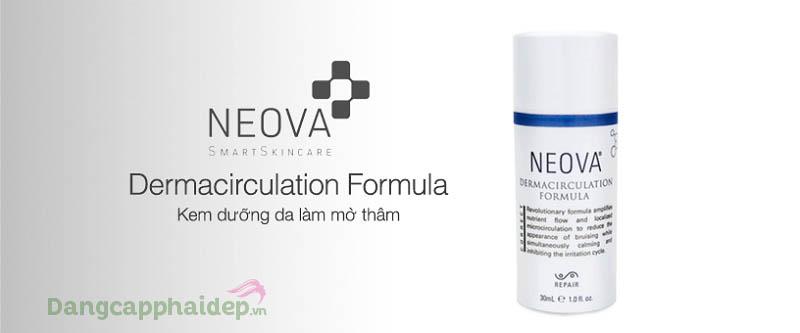 """Neova Dermacirculation Formula - """"trợ thủ đắc lực"""" dành cho đối tượng gặp tình trạng da bị thâm, bầm tím..."""
