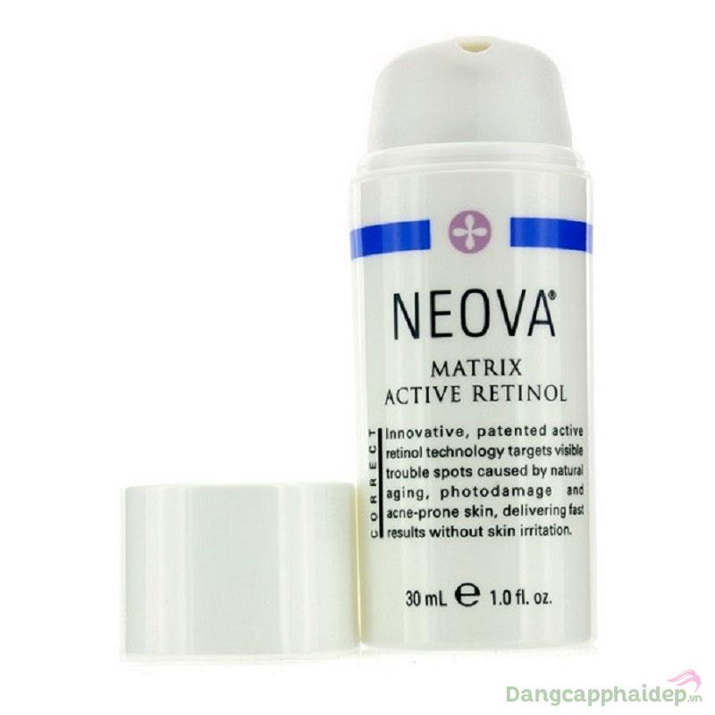 """Neova Matrix Active Retinol – """"Phù phép"""" cho giấc mơ làn da trắng hồng thành sự thật"""